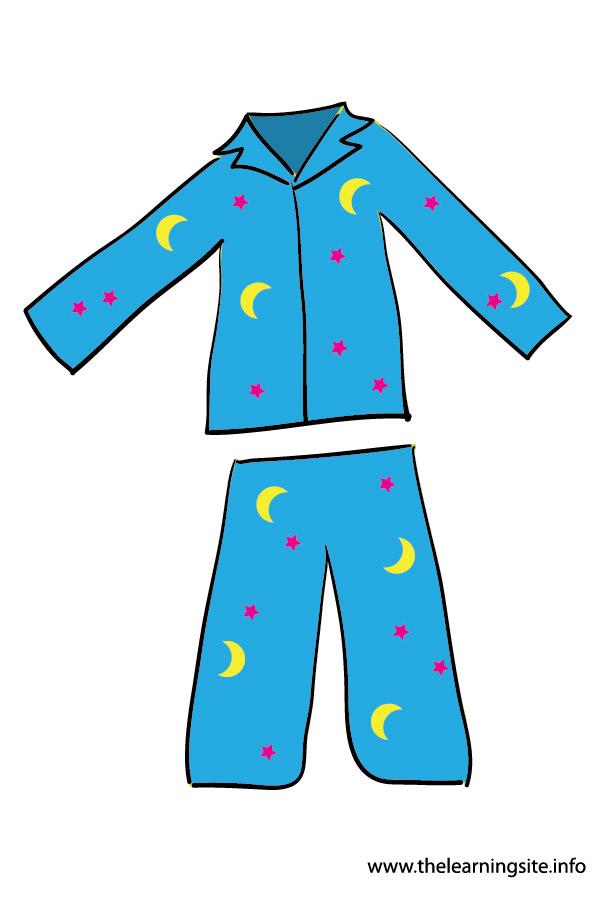 Teddy clipart kid pajamas #12