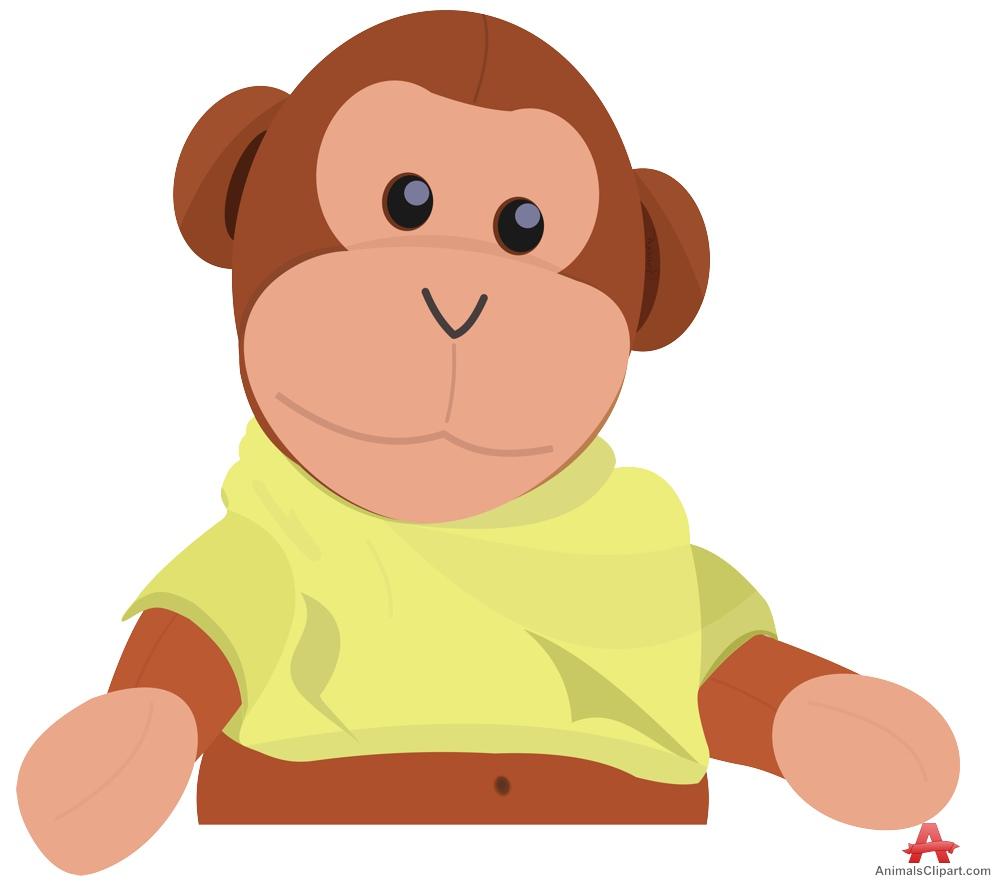 Teddy clipart monkey #4