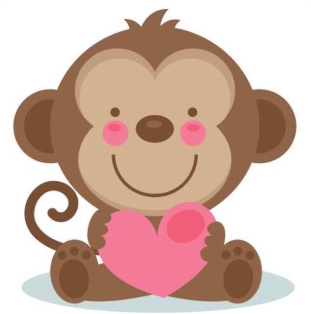Teddy clipart monkey #10
