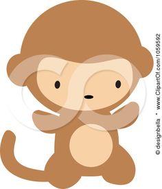 Teddy clipart monkey #6