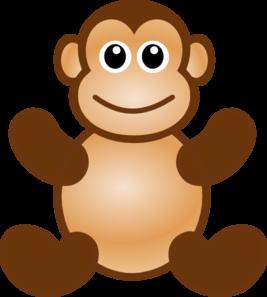 Teddy clipart monkey #7