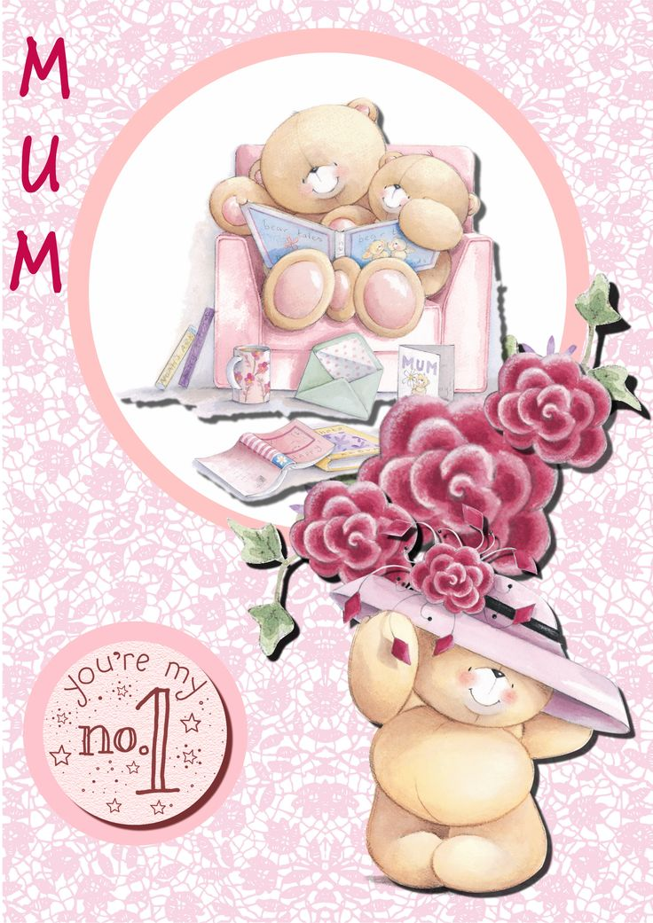 Teddy clipart mothers day About rooms Mother's Baby Day