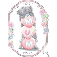 Teddy clipart mothers day Mothers You Bear Mothers Tatty