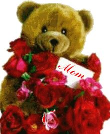 Teddy clipart mothers day Free Art Free Day Happy
