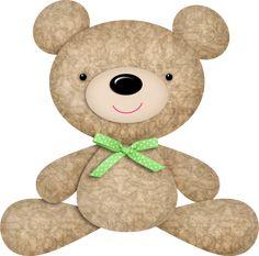 Teddy clipart pajama party #7