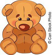 Teddy clipart sad #12