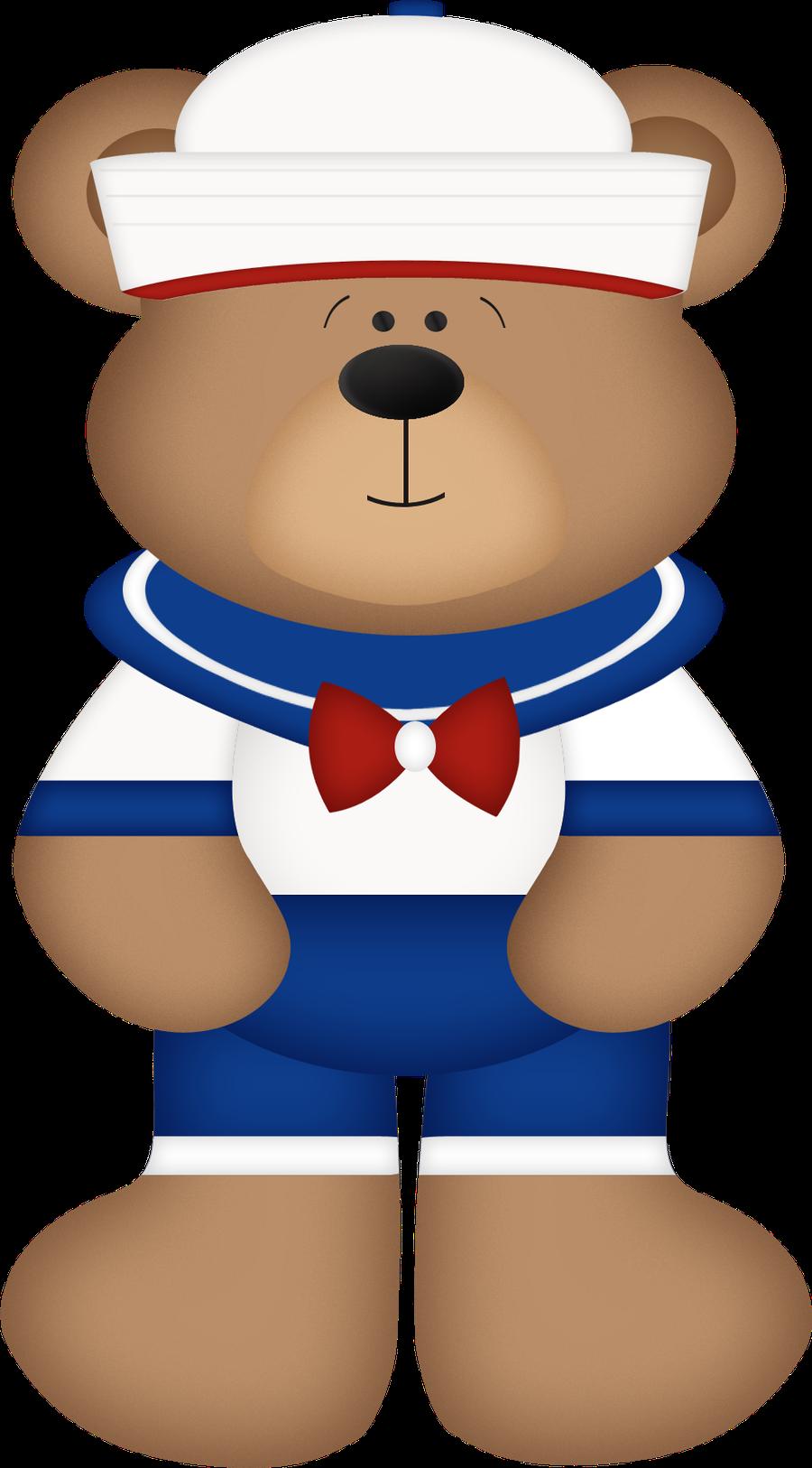 Sailor clipart teddy bear · Teddy Baby Clip com/mKdxviufEIIGD