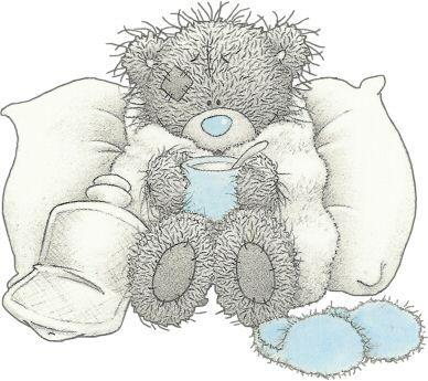 Teddy clipart sick Teddy ideas this TEDDY and