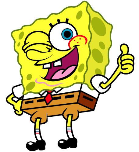 Teddy clipart spongebob #4