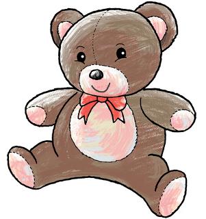 Teddy clipart teady #8