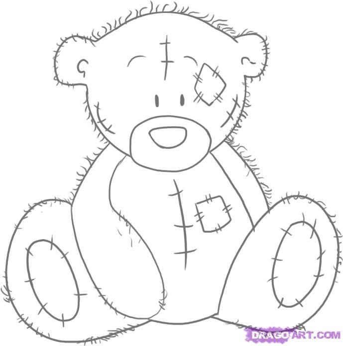 Teddy clipart teady #6