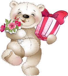 Teddy clipart teady #14