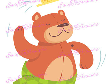 Teddy clipart tiger Tiger Dancing PNG and –