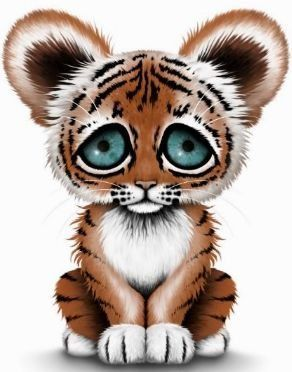 Teddy clipart tiger On Jungle best ·