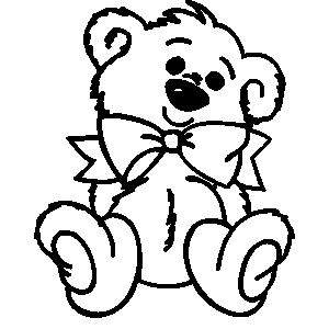 Teddy clipart toy doll #8