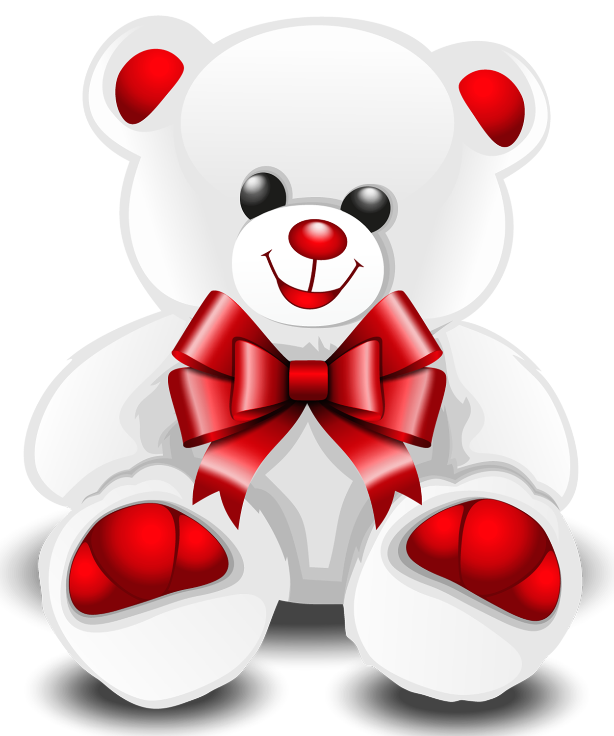 Teddy clipart transparent Picture full Bear Teddy