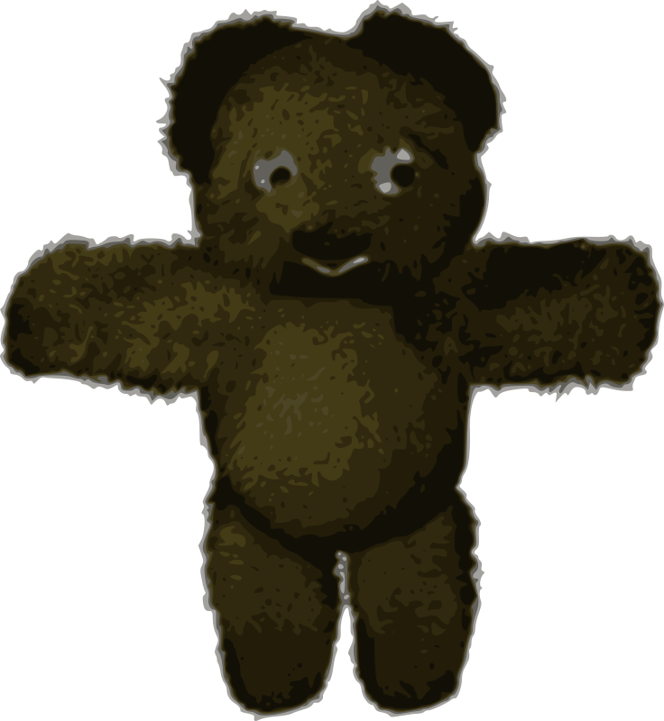 Teddy clipart transparent IMAGE Bear Teddy Clipart (PNG)
