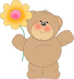 Teddy clipart transparent Transparent with Cute PNG Butterfly