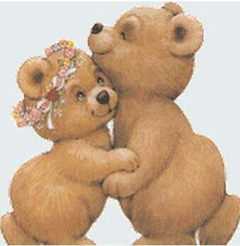 Teddy clipart two Two Teddy are these How