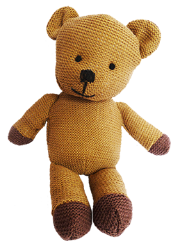 Teddy clipart vintage #4
