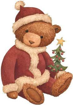 Teddy clipart xmas Little our :) this Flyers