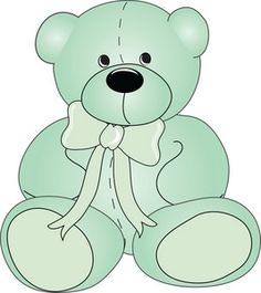 Adorable clipart toy bear Cute Cute bear for yellow