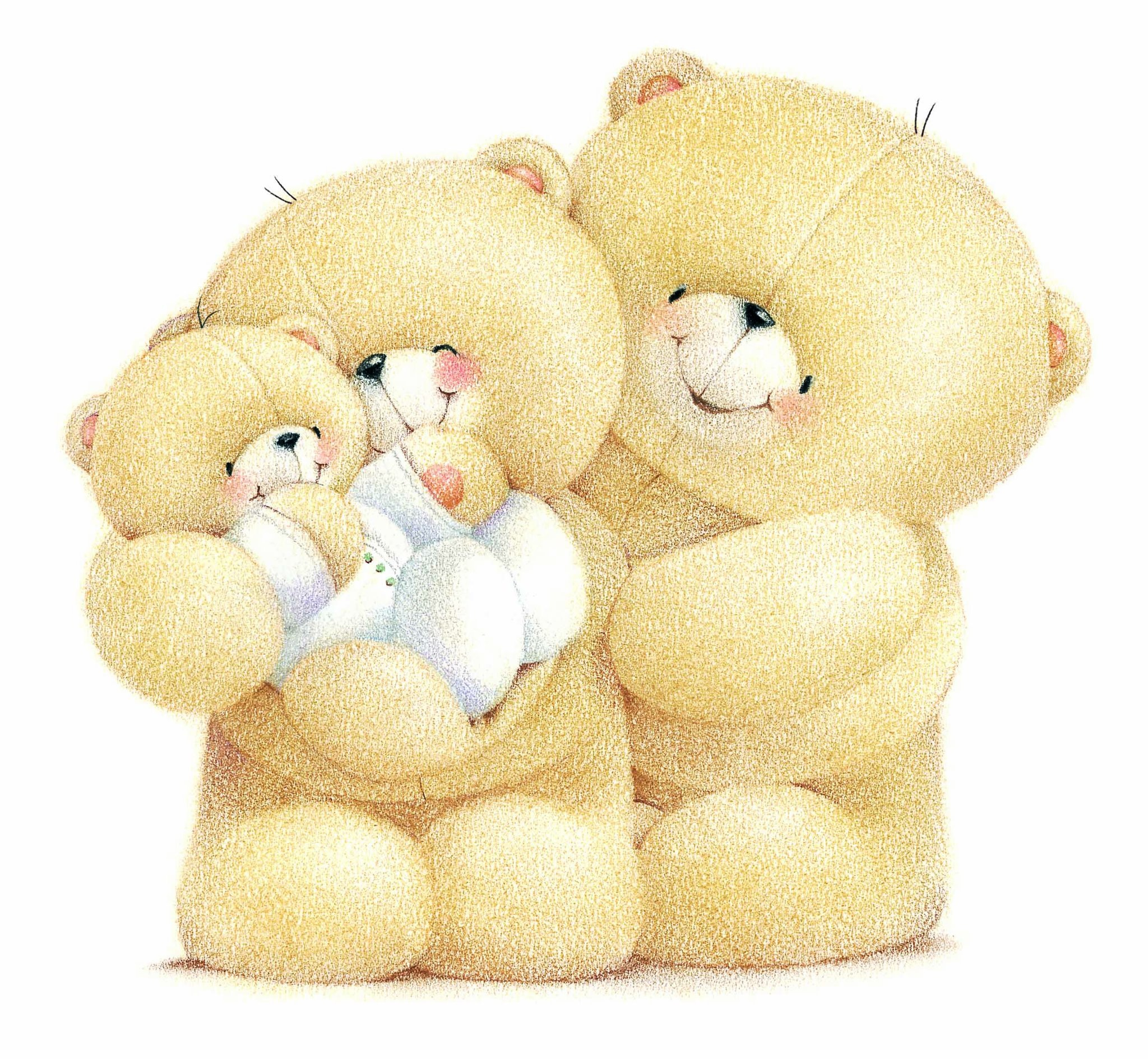 Teddy clipart yellow baby #14