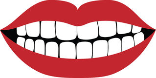 Teeth clipart open mouth Free collection Mouth teeth Clipart