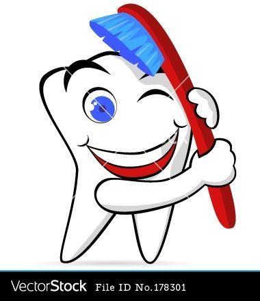 Toothbrush clipart kid chore #6