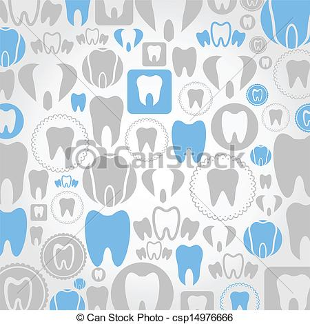 Teeth clipart background Tooth made a a Tooth