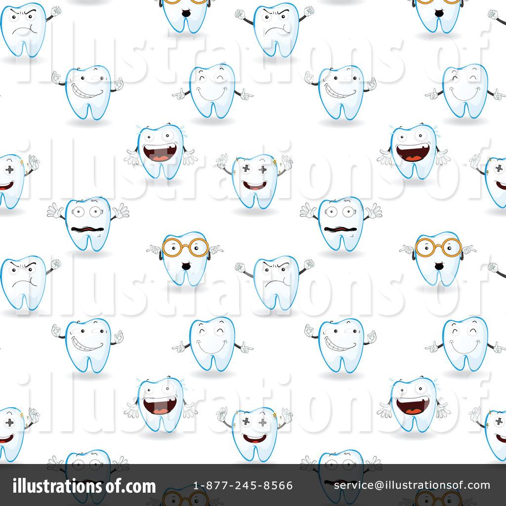 Teeth clipart background Royalty Illustration Tooth Free colematt