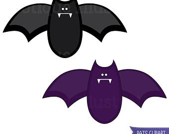 Bat clipart tooth Digital Mini Sharp Very clipart