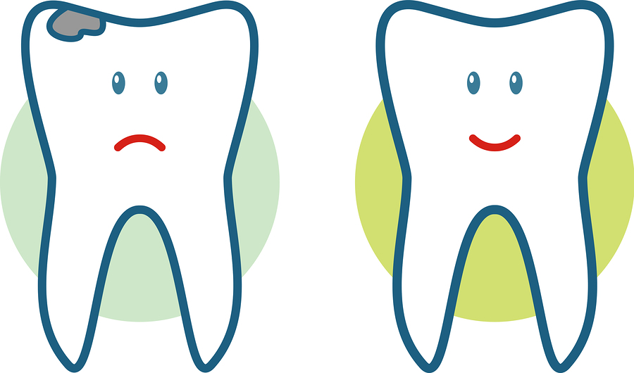 Teeth clipart broken tooth Vegas fixed Picture of tooth?