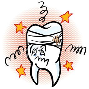 Teeth clipart broken tooth Teeth 3199 CALL US (*
