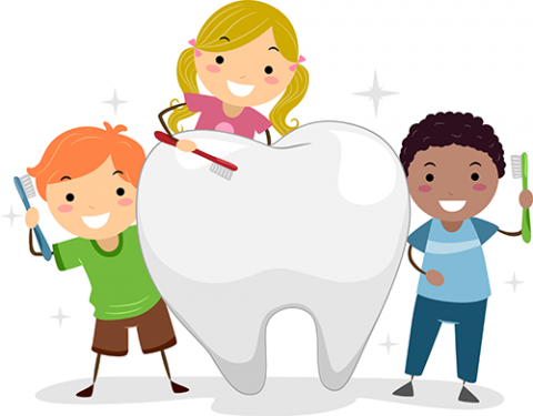 Teeth clipart children's Kids Free Art For Kids