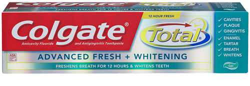 Teeth clipart colgate toothpaste Clip Art Toothpaste Total? Colgate
