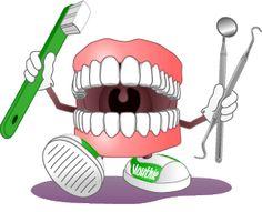 Teeth clipart dental hygiene The Fun! ArtDental February site