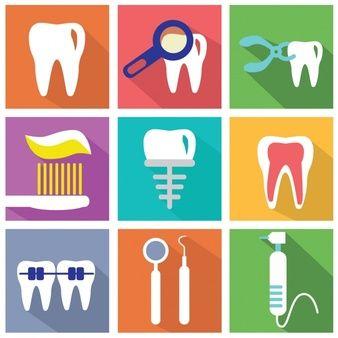 Teeth clipart dentista Best sobre planos 84 dentistas