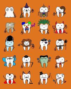 Teeth clipart dentista Quieren dientes tus se
