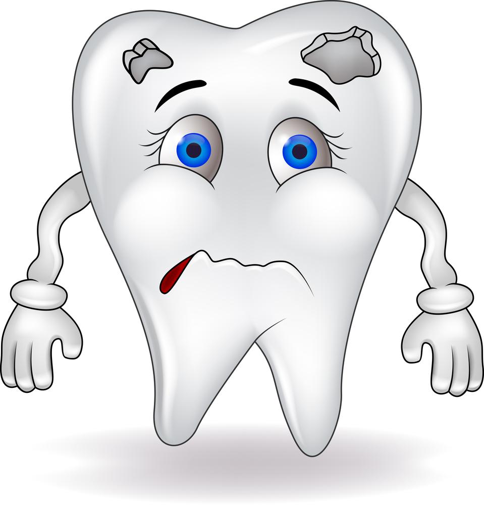 Teeth clipart sad mouth Dinolgc cartoon top cartoon teeth