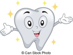 Teeth clipart shiny tooth Featuring 83   royalty