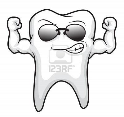 Teeth clipart strong bone Can it It teeth A