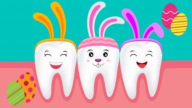 Teeth clipart sweet tooth Bunny Queensland teeth clear= ears>