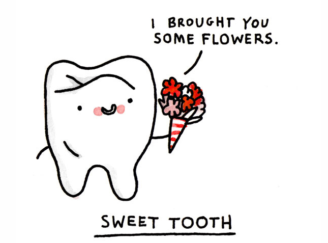 Teeth clipart sweet tooth Sweet Sweet images Forbidden images