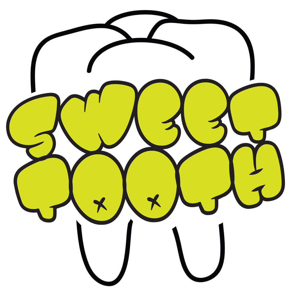 Teeth clipart sweet tooth Teeth tooth Dr & Palm