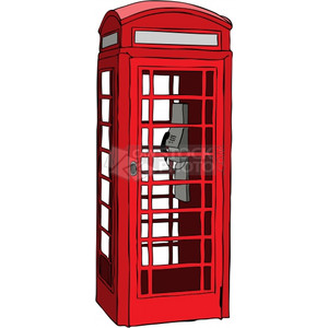 Phone Booth clipart Download Telephone Clip Booth –