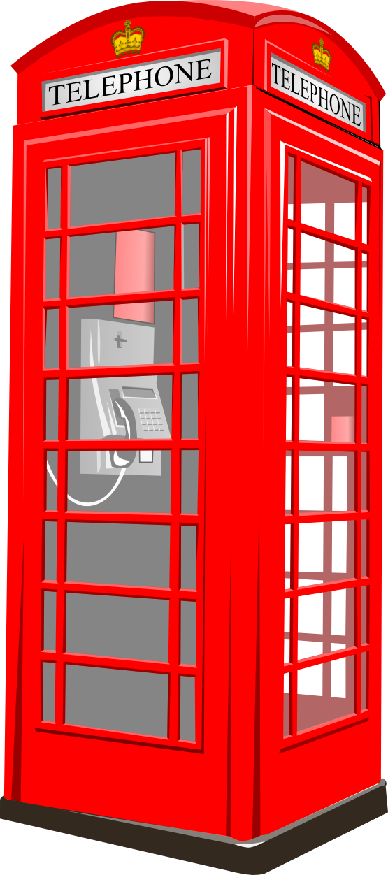 Phone Box clipart public telephone Free Clipart Booth booth%20clipart Art