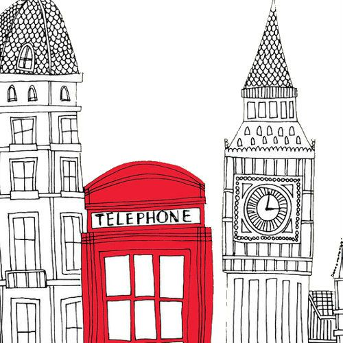 Telephone Booth clipart england map London and on on 621