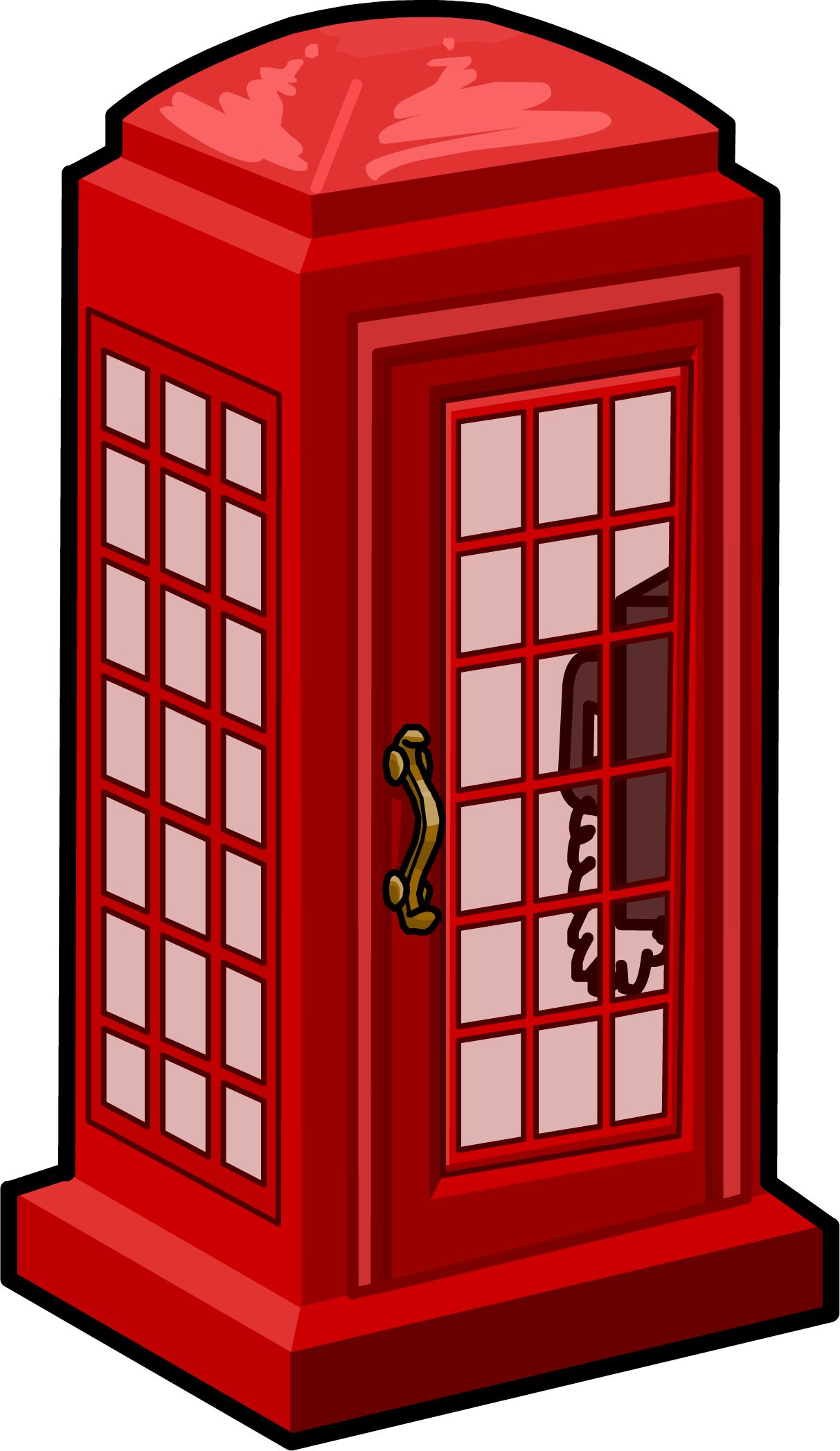 Telephone Booth clipart telephone box Wikia Telephone by Telephone Club