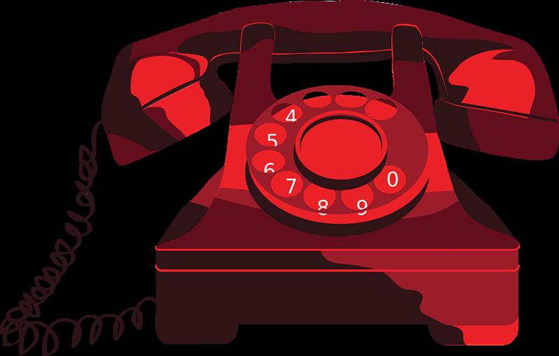 Telephone clipart sad Clipart art clipart art clip
